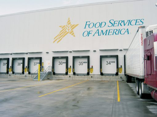 "Food Services of America Expansion<br><span class=""linds-project-caption""></span>"
