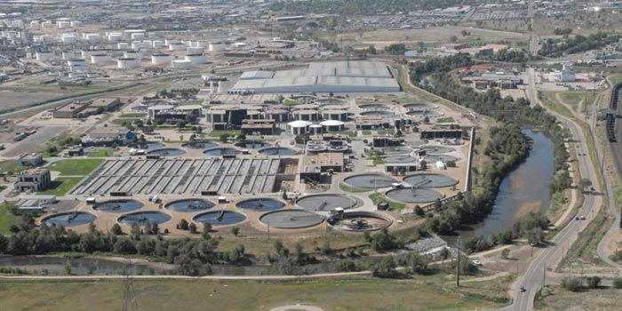 """Denver Metro Wastewater Northern Treatment Plant<br><span class=""""linds-project-caption""""></span>"""